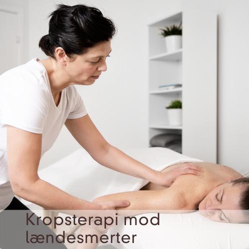 Kropsterapi mod lændesmerter
