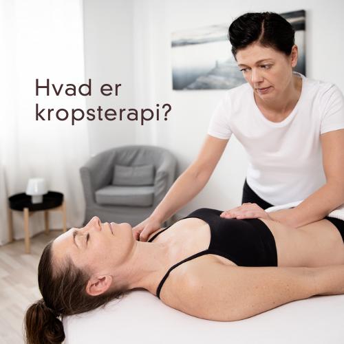 Hvad er kropsterapi?