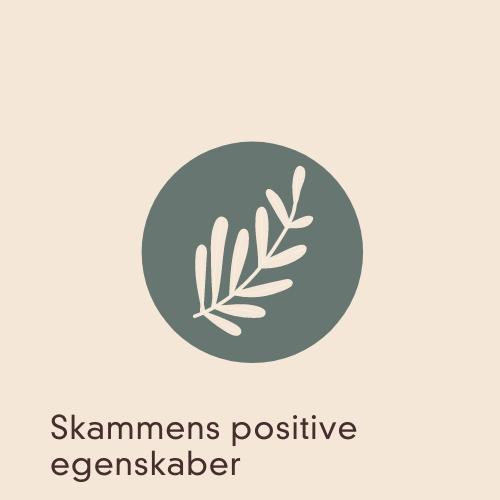 Skams positive egenskaber