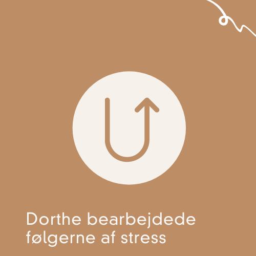 Dorthe brugte kropsterapi mod stress
