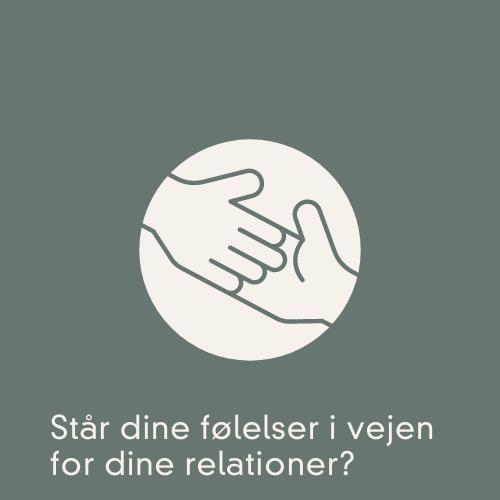 Står dine følelser i vejen for gode relationer?